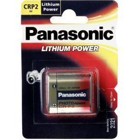 Image of 1 Panasonic Photo CR-P2P Lithium