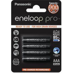 Panasonic 1x4 Panasonic Eneloop Pro Micro AAA 900 mAh (BK-4HCCE-4BE)