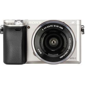 Image of Sony A6000 titanium + 16-50mm powerzoom