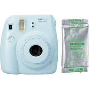 Image of Fujifilm Instax Mini 8 Set blauw