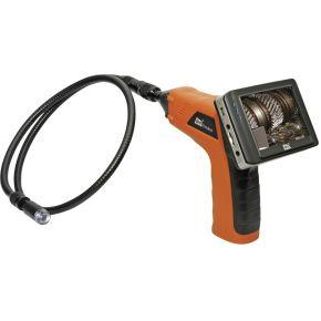 Image of dnt 52112 Endoscoop Sonde-Ã: 16 mm Sondelengte: 100 cm LED-verlichting, Afneembare monitor, WiFi, SD-kaartslot
