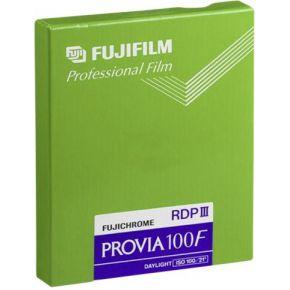 Image of 1 Fujifilm Provia 100 F 4x5 nieuw