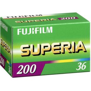 Image of 1 Fujifilm Superia 200 135/36