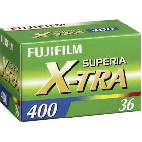 Image of 1 Fujifilm Superia X-tra 400 135/36