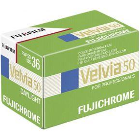 Image of 1 Fujifilm Velvia 50 135/36 nieuw