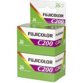 Image of 1x2 Fujicolor 200 135/36