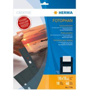 Image of Herma 7786 Hoes Doorzichtig