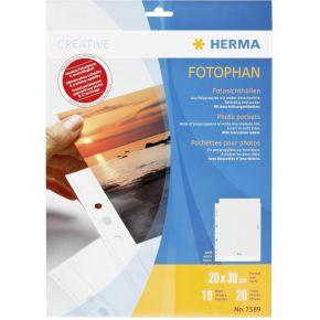 Image of Herma 7589 Fotophan 20X30 Wit