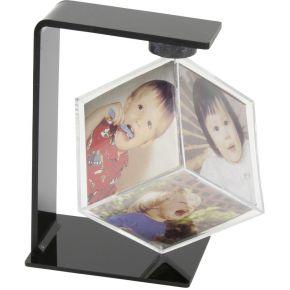 Image of Deknudt draaibare kubus kunststof 6x6x6