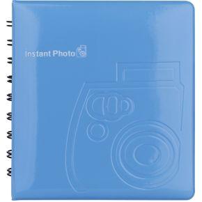 Image of Fujifilm Instax mini fotoalbum blauw