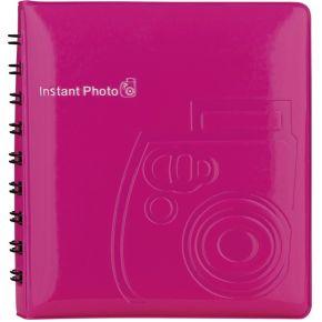 Image of Fujifilm Instax mini fotoalbum roze