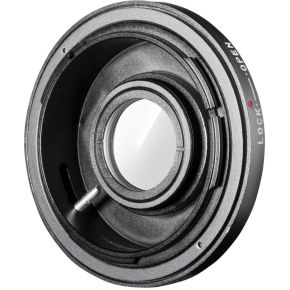 Adapter fr Canon FD Canon EF