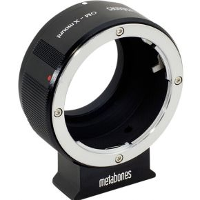 Metabones Olympus OM Fuji X-Mount adapter