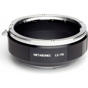 Metabones Adapter Pentax 67 aan Leica S