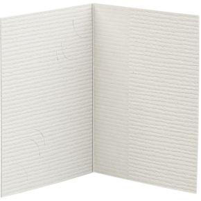 Image of 1x100 Daiber Pasfotomappen grijs voor 3 pasfotoformaten