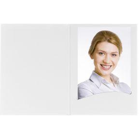Image of 1x100 Daiber Pasfotomappen Profi-Line tot 7x10 cm wit