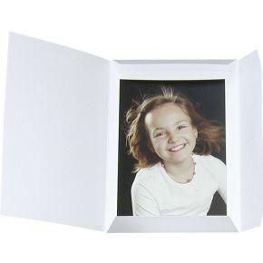 Image of 1x100 Daiber Portretmappen Sprint-Line 13x18 wit
