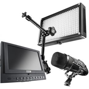 Image of Walimex pro video accessoire-set Professioneel