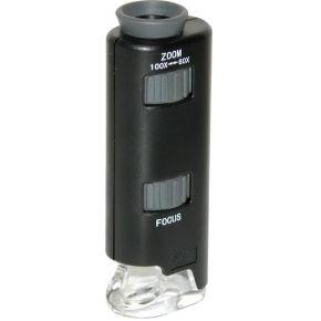 Image of Carson MM-200 Microscoop met LED 60-100 maal