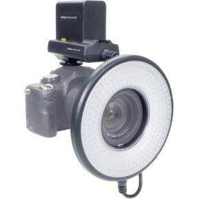 Image of Dörr LED DRL-232 ringlicht met batterijen box