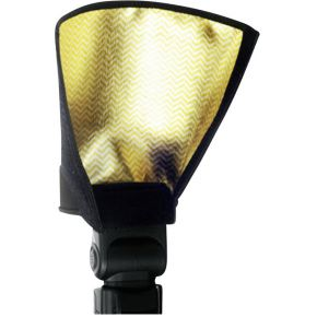 Image of Metz Snoot Bounce Diffuser SD 30-26 Gold