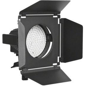 Image of Walimex pro LED Spotlight + Barndoors