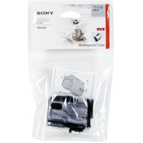 SONY WATERPROOF CASE FOR AZ 1