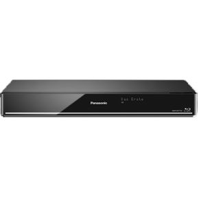 3D-blu-ray-recorder Panasonic 500 GB Twin-HD DVB-S tuner, WiFi, Smart-TV Zwart