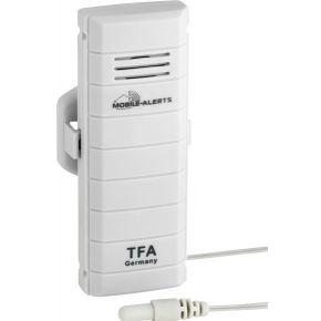 Image of TFA WeatherHub T zender met kabelsensor waterdicht