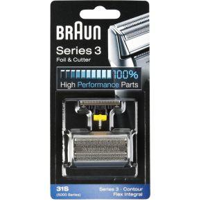 Image of Braun 31S 81387940 Combi-Pack Contour Zi