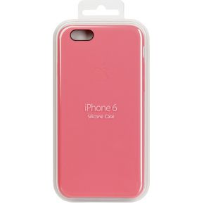 iPhone 6 Siliconen Cover Roze