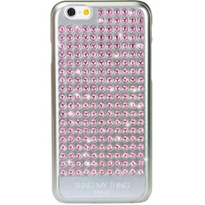 Image of BlingMyThing Extravaganza Pure Light Rose, iPhone 6/6s