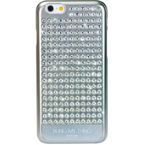 Image of BlingMyThing Extravaganza Pure Silver, iPhone 6/6s