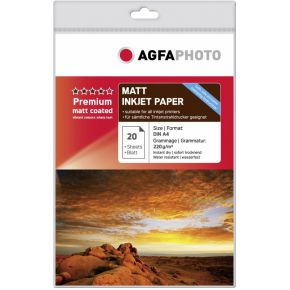 Image of AgfaPhoto AP22020A4MDUO A4 20vel