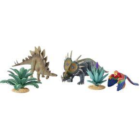 Image of Schleich Dinosaurs 42260 Thuis bij de herbivoren