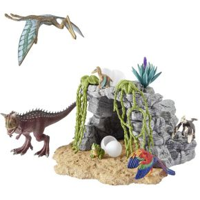 Image of Schleich Dinosaurs 42261 Dinosaurier set