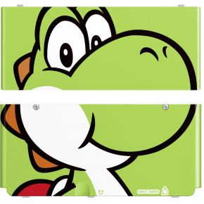 Coque New 3DS Yoshi