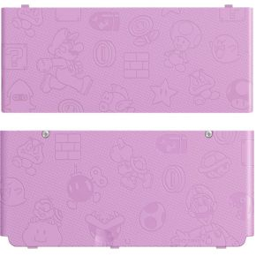 Nintendo New 3DS Covers 011 Mario World Roze
