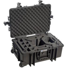 Image of B&W Copter Case Type 6700 Black Hardfoam voor DJI Phantom 3