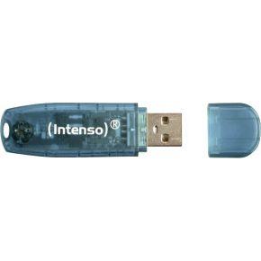 Intenso USB Drive 2.0 Rainbow Line 4GB