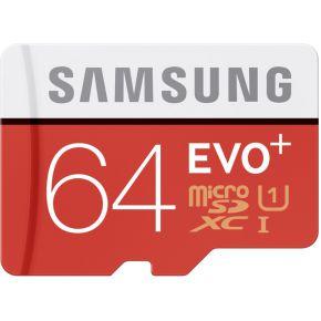 Samsung 64 GB microSDHC-kaart Class 10, UHS-I