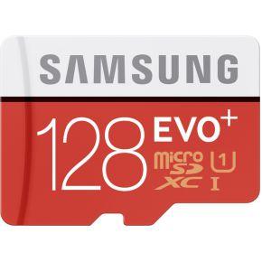 Samsung 128 GB microSDHC-kaart Class 10, UHS-I