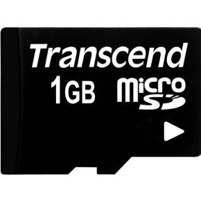 MicroSD Kaart 1GB + Adapter