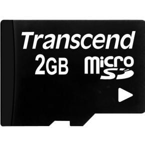 Transcend 2GB Micro Secure Digital