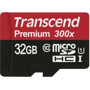 MicroSDHC kaart 32GB Class 10 UHS-I