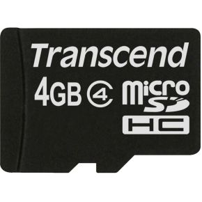 Transcend TS4GUSDC4 flashgeheugen