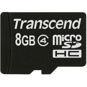 Transcend TS8GUSDC4 flashgeheugen