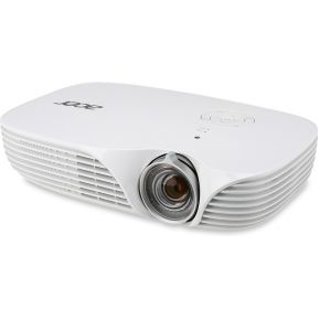 Image of Acer K 138 stuk LED DLP WXGA 1280 x 800 100 . 000 : 1 800 ANSI Lumens HDMI DLP 3 D 1 . 3 Kg Carrying case MR.JLH11.001