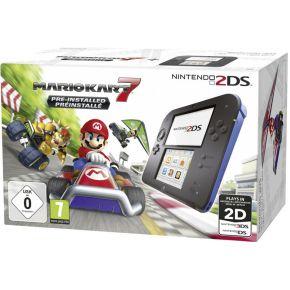 2DS NoireBleue + Mario Kart 7