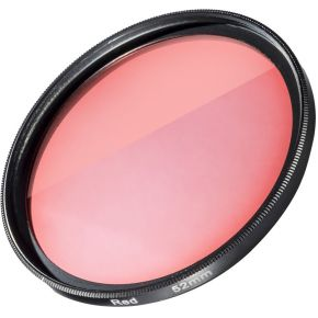 Mantona mantona Filter rood voor GoPro Adapter 52 mm (20565)